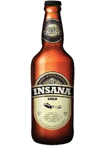 Cerveja Insana Gold 500ml