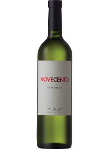 Vinho argentino Novecento Chardonnay branco