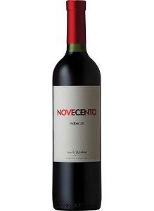 Vinho argentino Novecento Malbec tinto