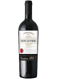 Vinho italiano Le Casine Sangiovese tinto