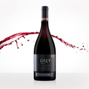 Vinho chileno Ventisquero Grey Pinot Noir tinto