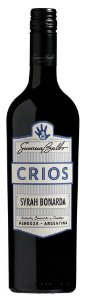Vinho argentino Crios Syrah/ Bonarda Susana Balbo tinto