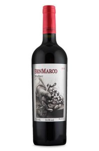Vinho argentino BenMarco Malbec Susana Balbo