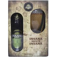 Kit Insana Weizen 500ml + Copo 500ml