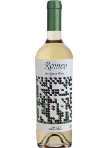 Vinho espanhol Romeo Sauvignon Blanc branco