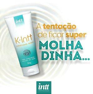 Gel Lubrificante Íntimo K -INTT Correlato Intt - 50g