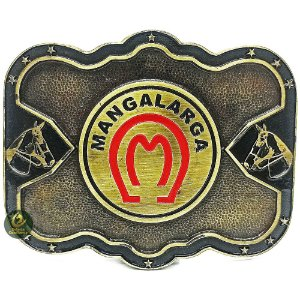 Fivela Country Mangalarga Especial SC1740