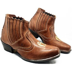 Bota Country Mangalarga SC1327