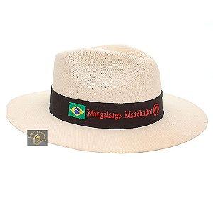 Chapéu Branco Country Mangalarga Marchador SC1565