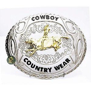 Fivela Cowboy Country Wear SC1700