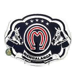 Fivela Country Mangalarga Níquel SC1733