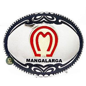 Fivela Country Mangalarga Marchador Niquel SC1789