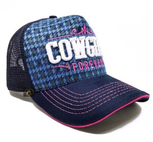 Boné Country Cowgirl Forever SC4136