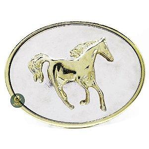 Fivela Country Cowboy Horse Espelhada SC1767