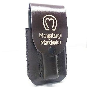 Capa Dupla Mangalarga para Celular e Canivete SC3017