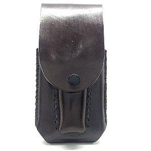 Capa Dupla para Celular e Canivete SC3018