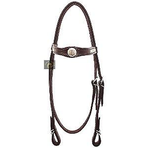 Cabeçada Cavalgada Luxo SC2438