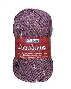 Lã Cisne Acalanto 100 Gramas Cor 6783 R.9500300-06783 Coats Corrente