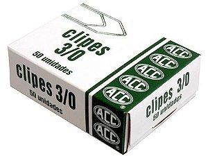 Clips Galvanizado 3/0 Com 415 Unidades 9.11.12.16-8 Acc