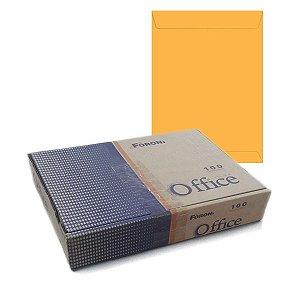 Envelope Saco Ouro 162x229 Com 100 Unidades R.18.2750-1 Foroni