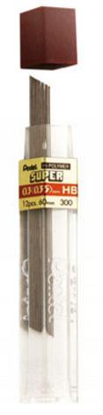 Grafite 0.3 Tubo Com 12 Unidades 300-BPB Pentel