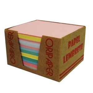 Tilembrete Colorido Caixa Com 700 Folhas Orieos LEMB-COL
