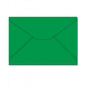 Envelope Visita 72x108 Verde Escuro Brasil  Com 100 Unidades R.18.2460-0 Foroni