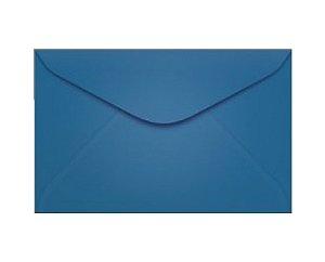 Envelope Visita 72x108 Azul Royal Grecia Com 100 Unidades R.18.2504-5  Foroni