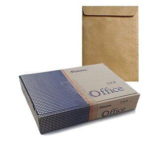Envelope  Saco Kraft 310x410 Com 100 Unidades R.18.1066-80  Foroni