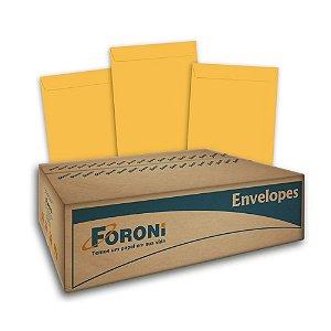 Envelope Saco Ouro 120x175 Com 500 Unidades R.18.2026 Foroni