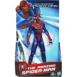Boneco Figura Spider Man 8 Marvel Hasbro 375593