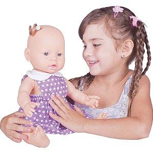 Boneca Sapeka Baby Brink 1402