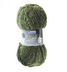 Lã Cisne Dual 200 Gramas Cor 0034 Coats Corrente 1304500-00034