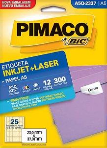 Etiqueta Inkjet/Laser A5Q-2337 Pimaco