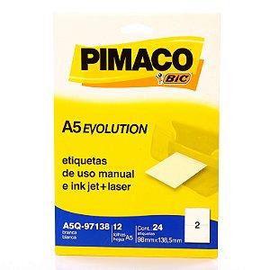 Etiqueta A5Q R.97138 Pimaco