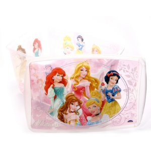 Caixa Organizadora Decora Princesas 66 Litros R.4567 Plasutil