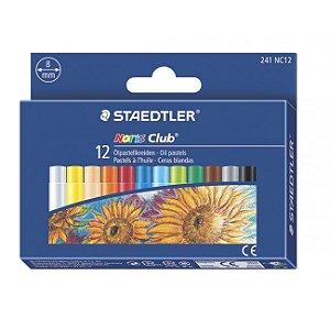 Giz Oleo Pastel 12 Cores R.241NC12 Staedtler