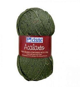 Lã Cisne Acalanto 100 Gramas Cor 0413 R.9500300-00413 Coats Corrente