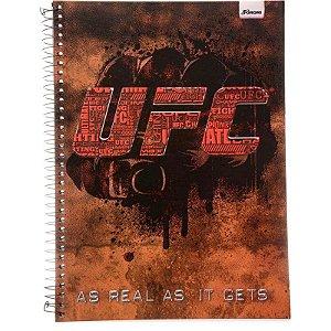 Caderno Universitário 10x1 UFC R.33.3701-3 Foroni