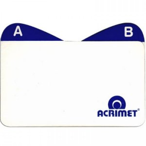 Índice Para Cartões De Visita R.630 Acrimet