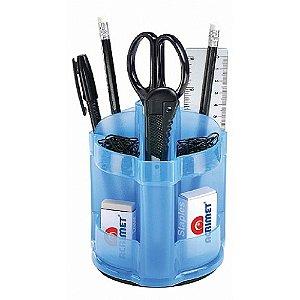 Organizador De Mesa Mini Office Azul R.870.1 Acrimet