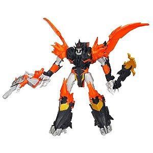 Boneco Figuras Transformers Prime Beast Hunter Voyager Sortidos R.8366 Hasbro