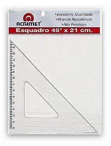Esquadro 45° Graus R.532 Acrimet