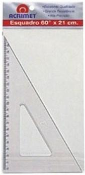 Esquadro 60° Graus R.531 Acrimet