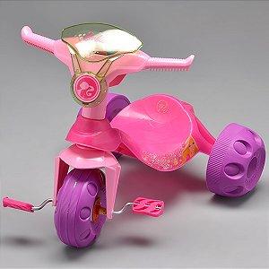 Triciclo Barbie Passeio R.2029 Bandeirantes