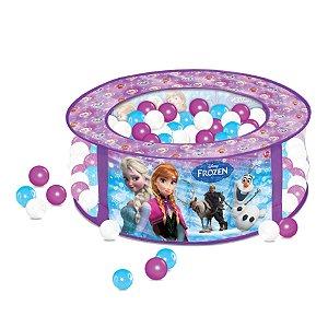 Piscina De Bolinhas Frozen R.2286 Líder