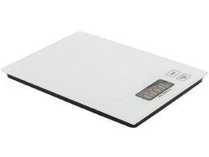 Balança Digital Para Cozinha 5 Kilos White R.BL-12020067-W  Ricaelle