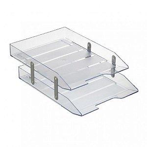 Caixa Para Correspondência Articulada Dupla Cristal R.243.3 Acrimet