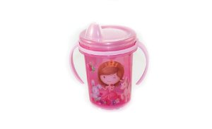 Caneca Infantil Trio 330ml Baby Princess R.7088 Plasutil