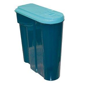 Porta Sabão Em Pó Com Dosador 1,5kg R.787 plasutil